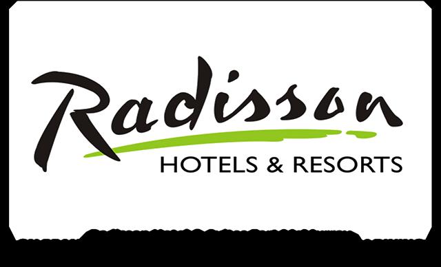 Radisson Hotels on brand menus, inroom, dining, breakfast